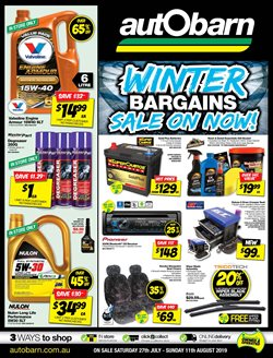 Burson Auto Parts | Catalogues & Sale [August 2019]