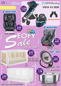Kids, Toys & Babies offers in the Baby Direct catalogue in Melbourne VIC ( 18 days left )