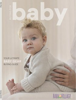 Baby Village specials in the Baby Village catalogue ( More than one month)