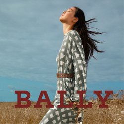 Clothing, Shoes & Accessories specials in the Bally catalogue ( Expires tomorrow)