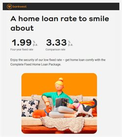 Bankwest catalogue ( More than one month )