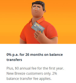 Offers from Bankwest in the Brisbane QLD catalogue