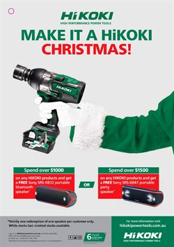 Offers from Banner Hardware in the Adelaide SA catalogue