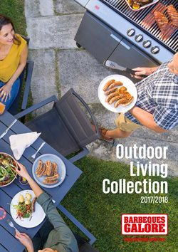 Offers from Barbeques Galore in the Melbourne VIC catalogue