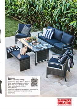 Offers from Barbeques Galore in the Brisbane QLD catalogue