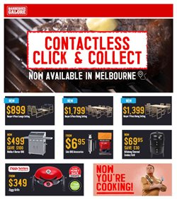 Barbeques Galore catalogue ( 5 days left )