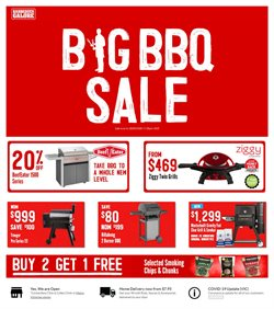 Barbeques Galore catalogue ( Expired )