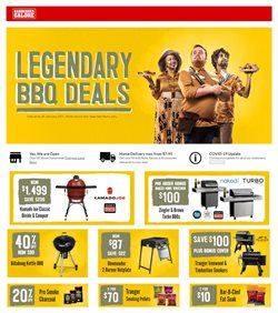 Barbeques Galore catalogue ( 11 days left )