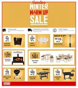 Barbeques Galore catalogue ( Expires tomorrow )