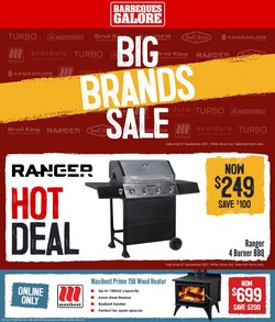 DIY & Garden specials in the Barbeques Galore catalogue ( 1 day ago)