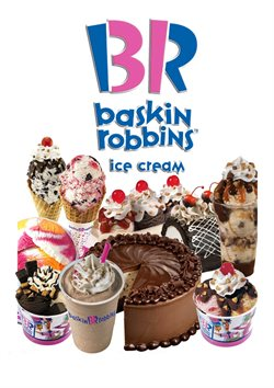 Baskin-Robbins catalogue ( More than one month )