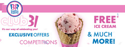 Baskin-Robbins coupon ( Published today)