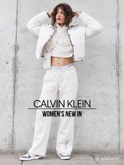 Calvin Klein specials in the Calvin Klein catalogue ( Published today)