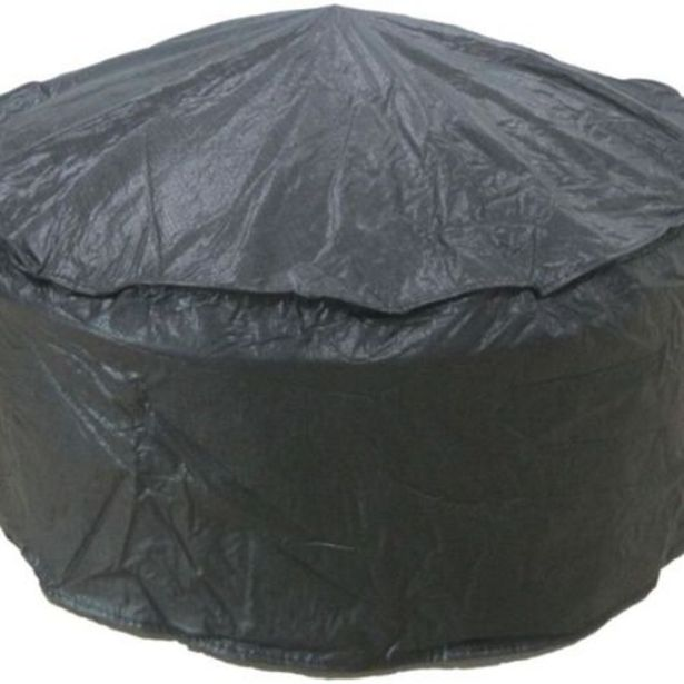 Vinyl Fire Pit Cover deal at $22.95