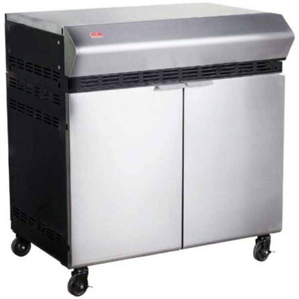 Ziegler & Brown Turbo Elite Bench on Cart deal at $1099