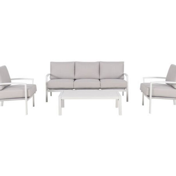 Jette 4 Piece Lounge Setting deal at $1799