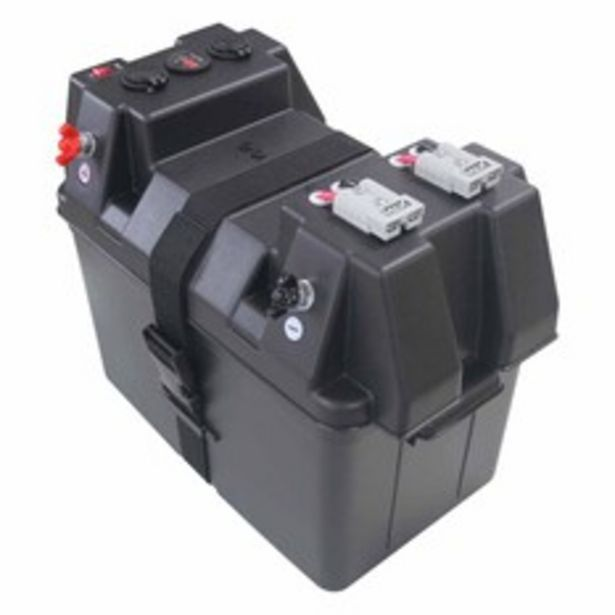 XTM 12V Battery Powered Box with USB deal at $79