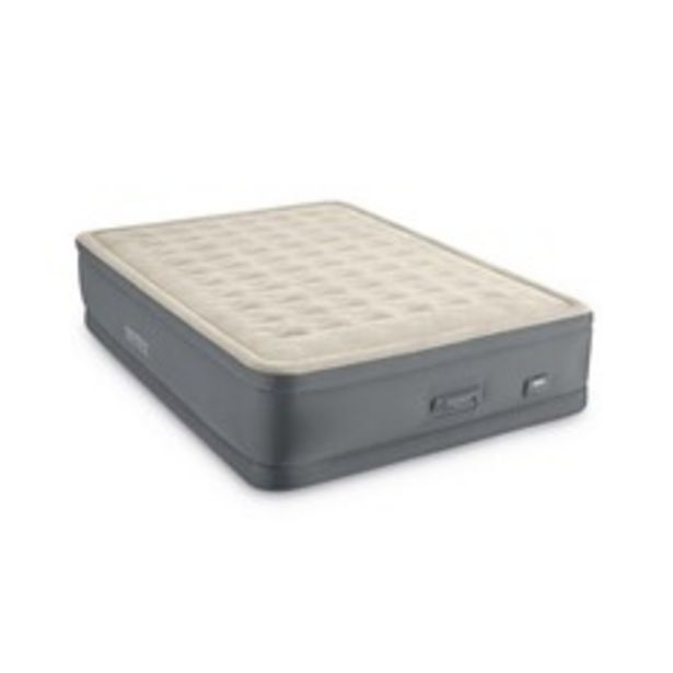 Intex PremAire II Queen Air Bed With Built-In Pump deal at $249.99
