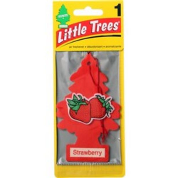LITTLE TREES 10312 AIR FRESHENER STRAWBERRY deal at $3.75