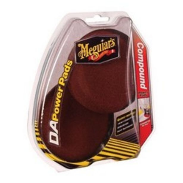 G3507INT Meguiars DUAL ACTION POWER SYSTEM CUTTING PACK deal at $39.95