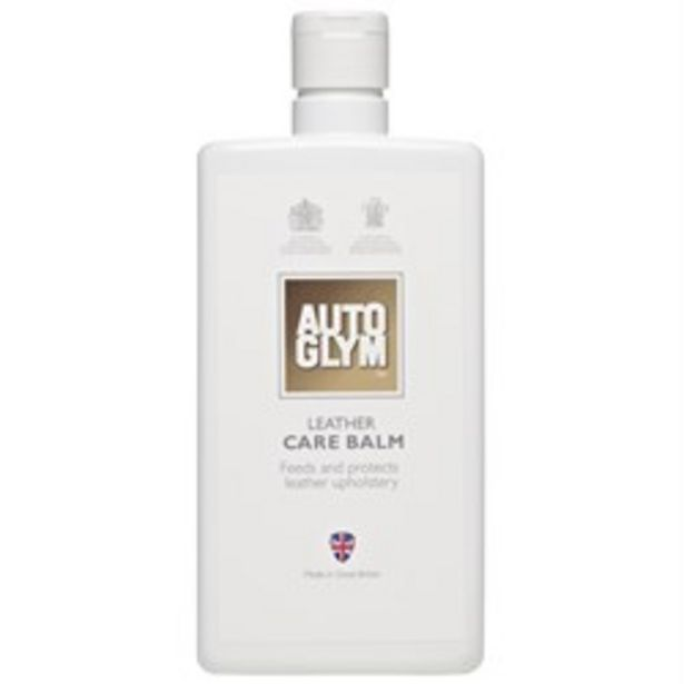 AUTOGLYM LEATHER CARE BALM 500ML deal at $27.95