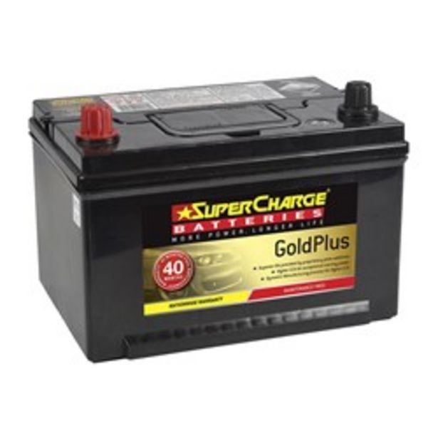 Supercharge Gold MF58 Maintenance Free American Passenger 540CCA deal at $189