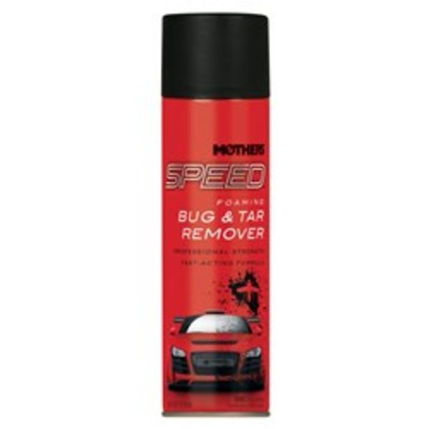 MOTHERS 6616719 SPEED FOAMING BUG & TAR REMOVER deal at $22.99