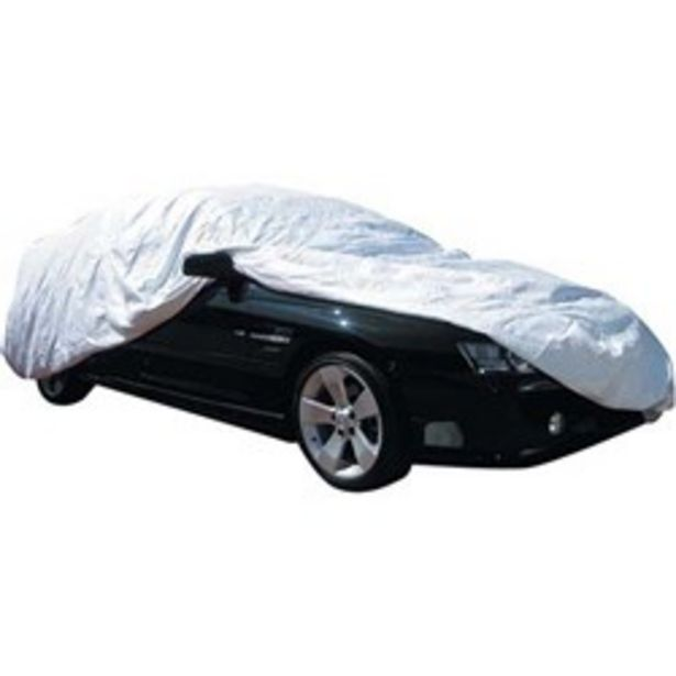 PCCOVERS CAR COVER - LARGE TYVEK deal at $249
