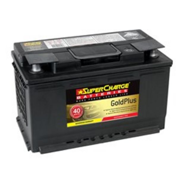 Supercharge Gold MF77H Maintenance Free Euro Passenger 780CCA deal at $279