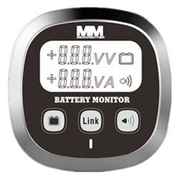 MEAN MONITOR MMDBM BATTERY MONITOR With ISOLATOR CONTROL 12V deal at $199
