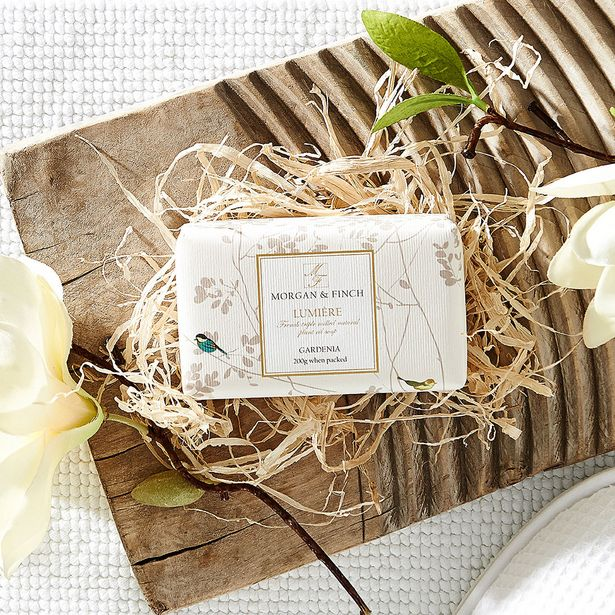 Lumiere Wrapped Soap deal at $7.95