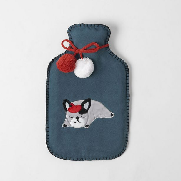 FRENCHIE Hot Water Bottle deal at $12.45