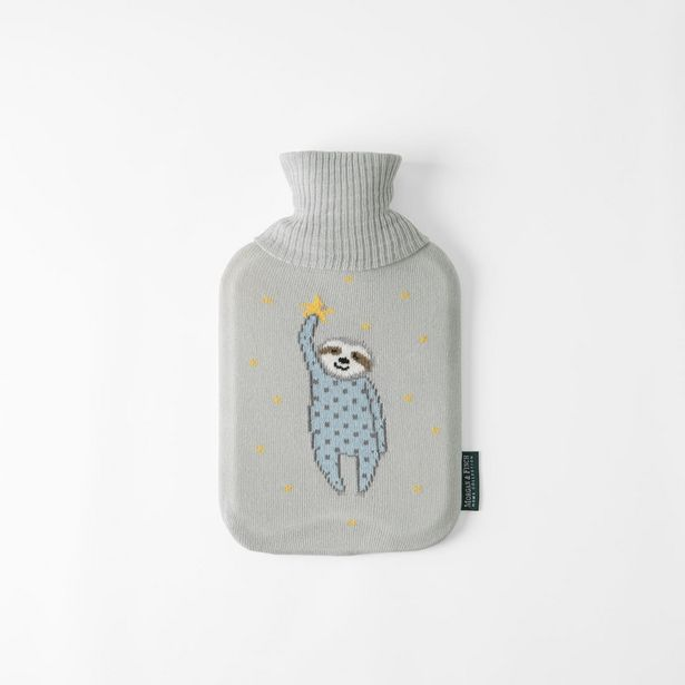 SLOTH Hot Water Bottle deal at $12.45