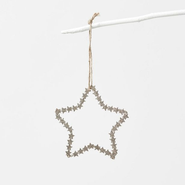 Metal Star with Stars Decoration deal at $3.49