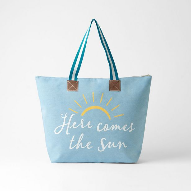 HERE COMES THE SUN Tote deal at $23.95