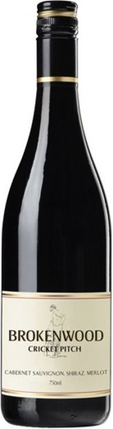 Brokenwood Cricket Pitch Red 750mL deal at $15.2