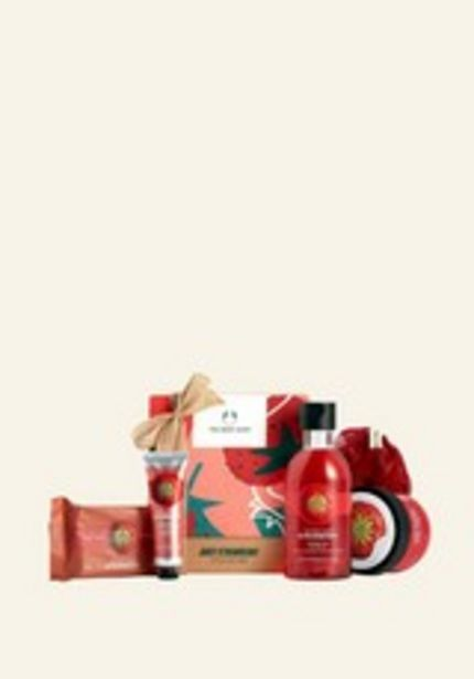 Juicy Strawberry Little Gift Box deal at $40