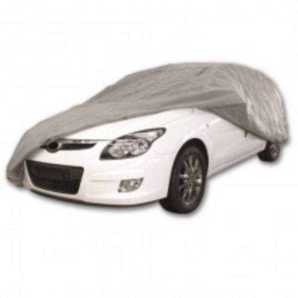 HATCHBACK 2 STAR CAR COVER UP TO 4.57M deal at $55.99