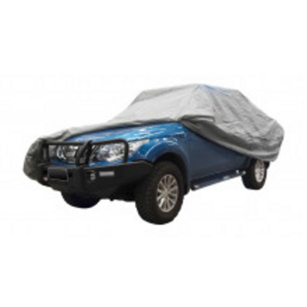 DUAL CAB COVER 2 STAR deal at $67.99