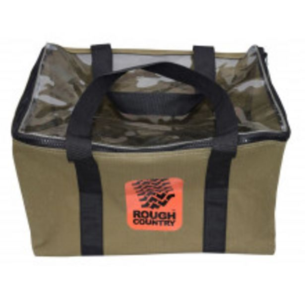 Rough Country 406gsm Clear Top Canvas Storage Bag Large RCSB01L deal at $34.99