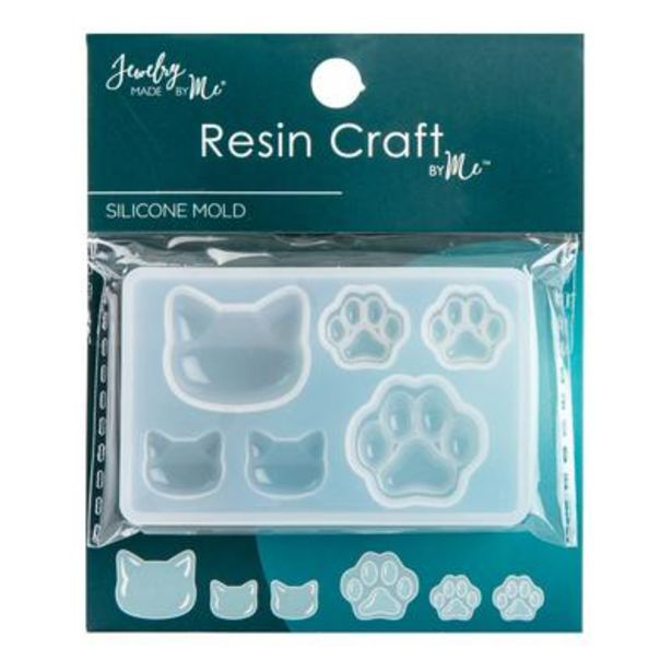Jewelry Made by Me Resin Craft  Dog Cat Mold deal at $10.99