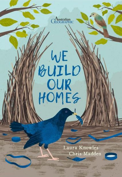 We Build Our Homes deal at $22.95