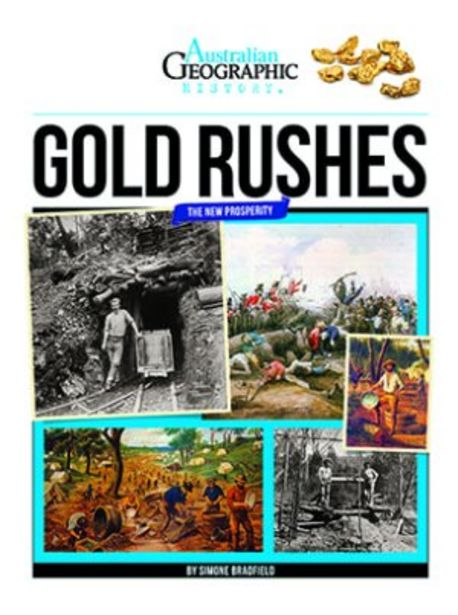 Gold Rushes – History Series deal at $12.99