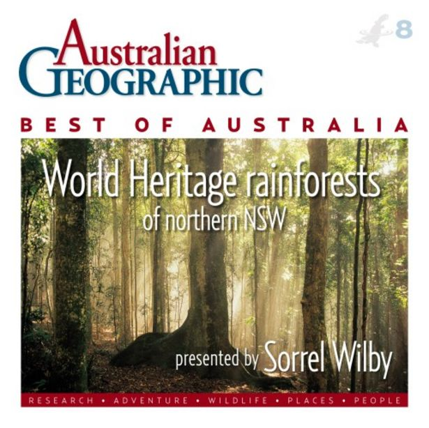 Best of Australia DVD: World Heritage Rainforests of Northern NSW deal at $12.95