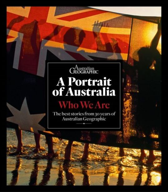 A Portrait of Australia: Who We Are deal at $15.95