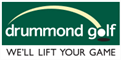 Logo Drummond Golf