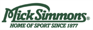 Logo Mick Simmons