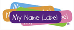 Logo My Name Label