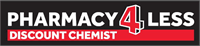 Logo Pharmacy4Less