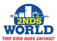Logo 2nds World